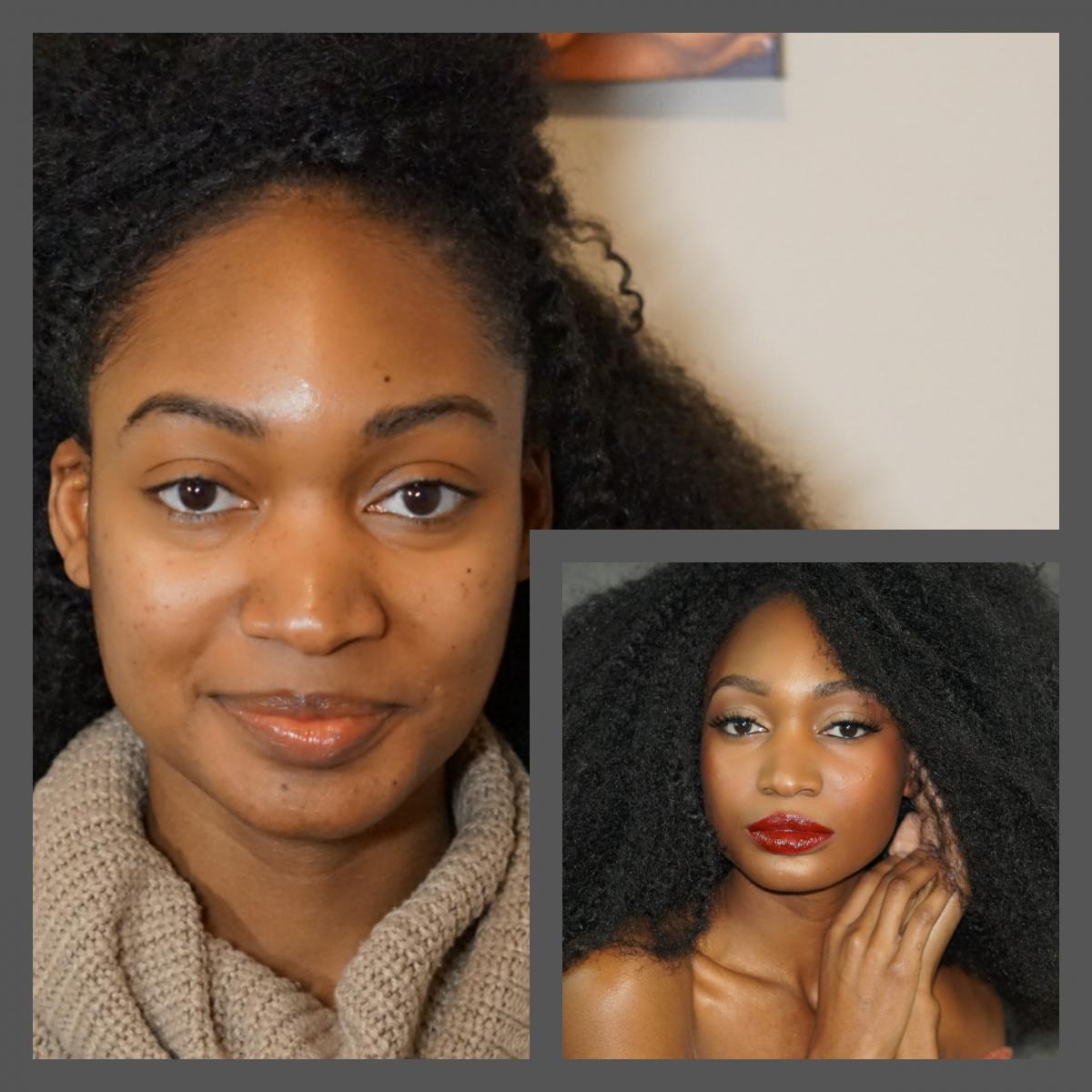 Makeup & Photo by Asia Thurston