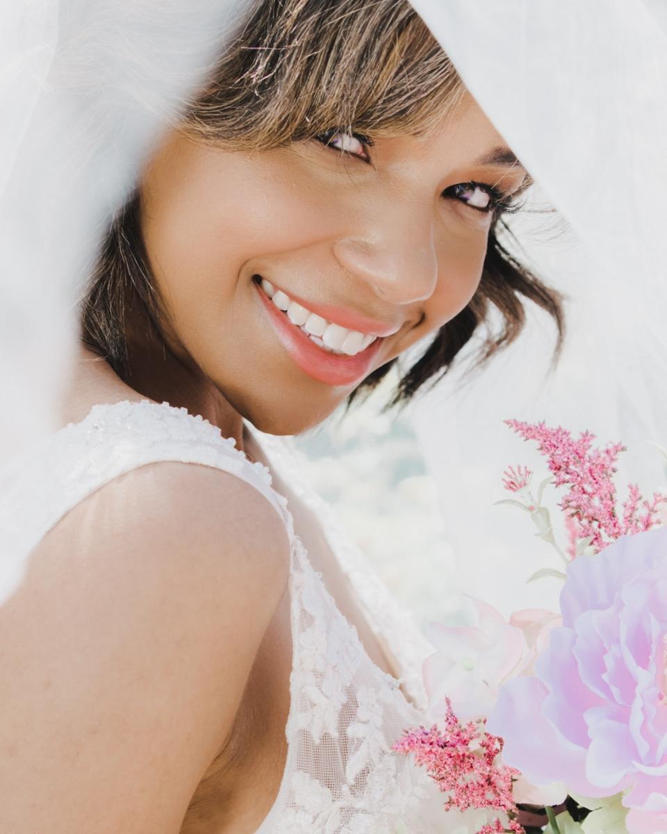 Photography by Rachel McCutchins| Bride: Briona Natrigo| Makeup by Asia Thurston