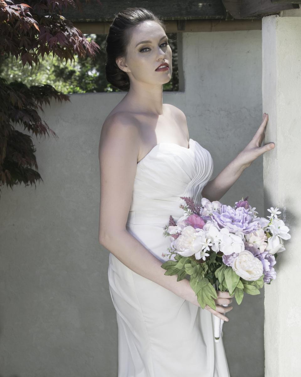 Photographer: Rachel McCutchins| Bride: Sierra| Makeup by Asia Thurston